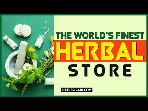 NaturoGain.com - World's Best Online Herbal Store to Buy Natural Supplements