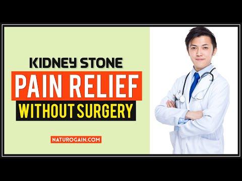Kidney Stone Treatment Without Surgery, Nephrolithiasis Symptoms Cure 👌😲