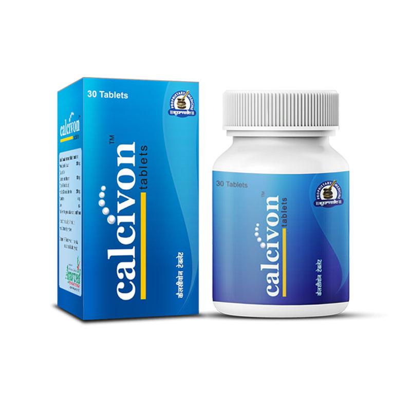 Herbal Calcium Formula Supplements