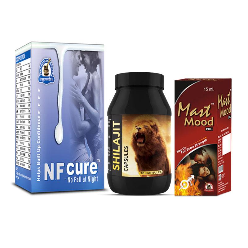 Over Masturbation Cure