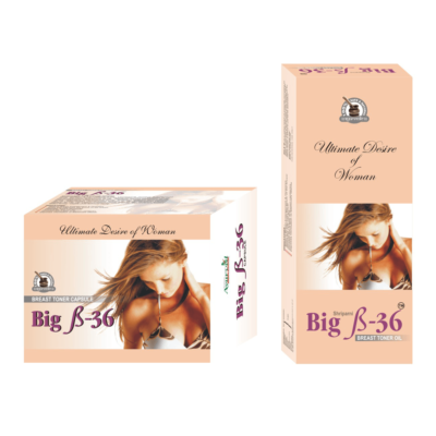 Big B-36 Capsules and Oil