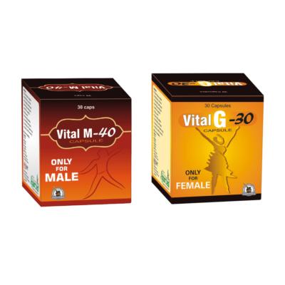 Herbal Energy Supplements for Men and Women