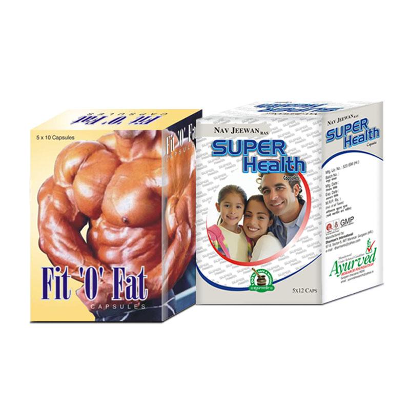 FitOFat and Super Health Capsules