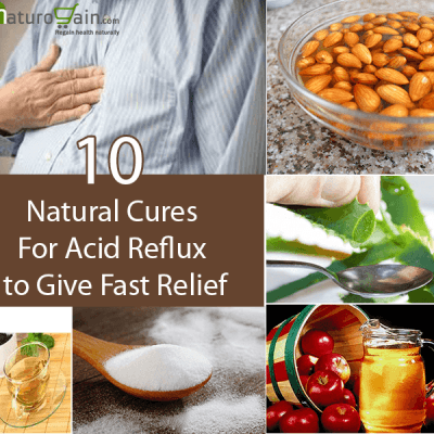 Natural Cures for Acid Reflux