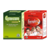 Gynecure and Feroplex Capsules