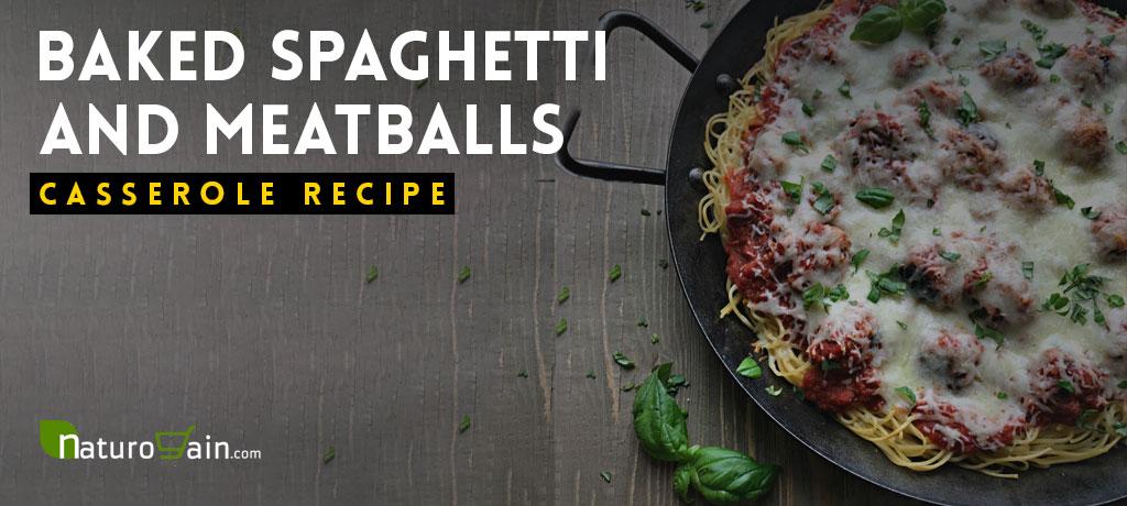 Pasta and meatball casserole recipe – Food ideas recipes