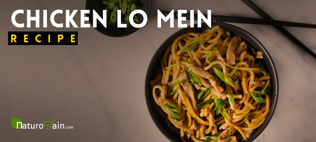 Scrummy Chicken Lo Mein Recipe