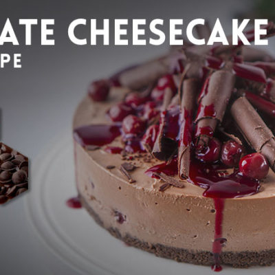 Chocolate Cheesecake Cherries Recipe