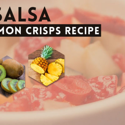 Fruit Salsa with Cinnamon Crisps Recipe