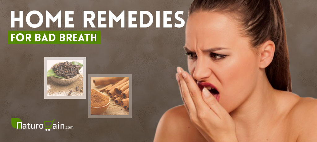 10 Best Home Remedies For Bad Breath To Gain Fresh Breathing