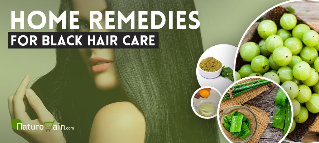 Home Remedies for Black Hair Care