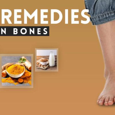 Home Remedies for Broken Bones