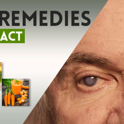 Home Remedies for Cataract
