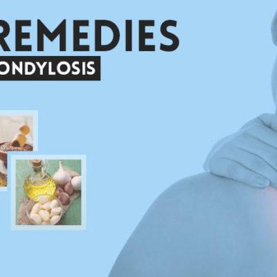 Home Remedies for Cervical Spondylosis