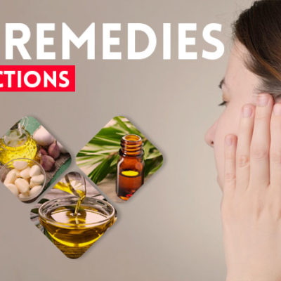 Best Home Remedies for Ear Infections