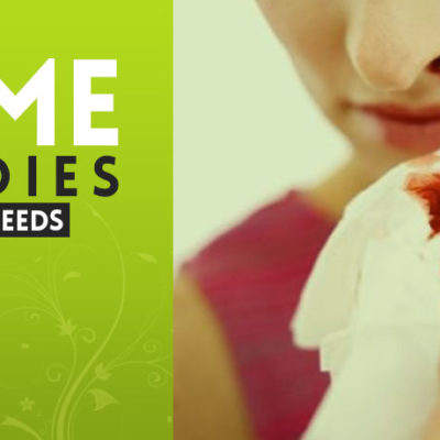Home Remedies for Nose Bleeds