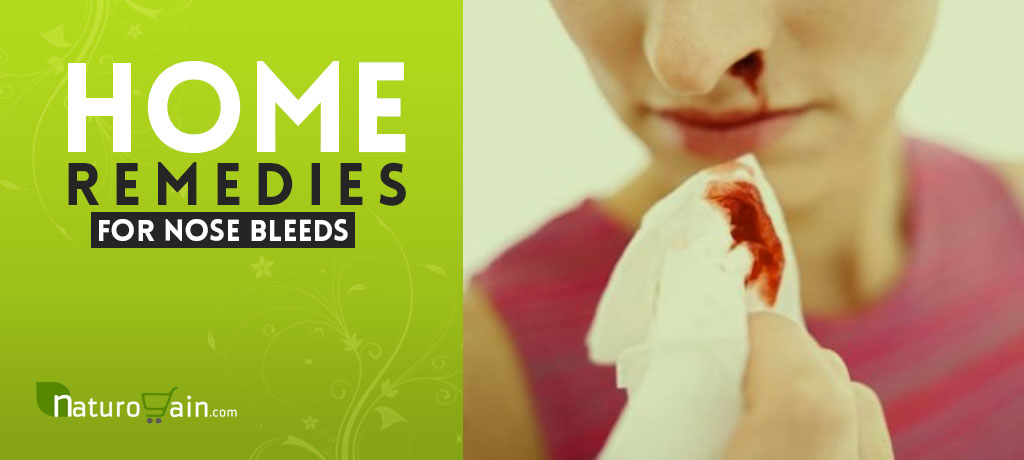 Home Remedies For Nose Bleeds To Stop Bleeding - Home remedies stop bleeding