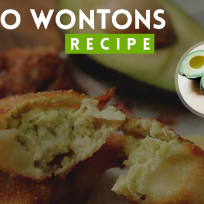 Avocado Wontons Recipe