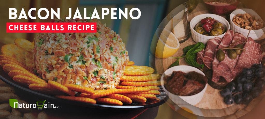 Bacon Jalapeno Cheese Balls Recipe