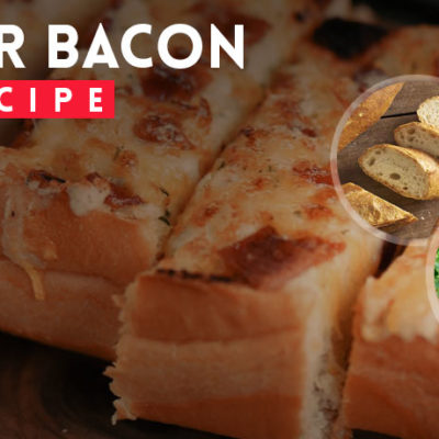 Cheddar Bacon Loaf Recipe