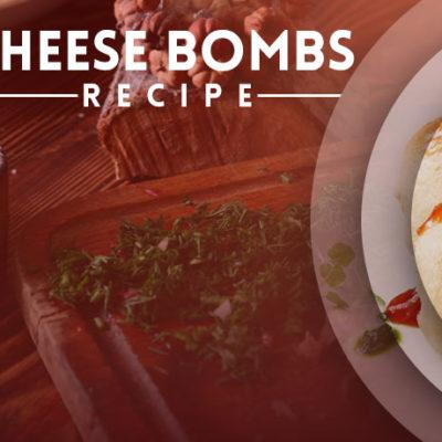 Garlic Cheese Bombs Recipe