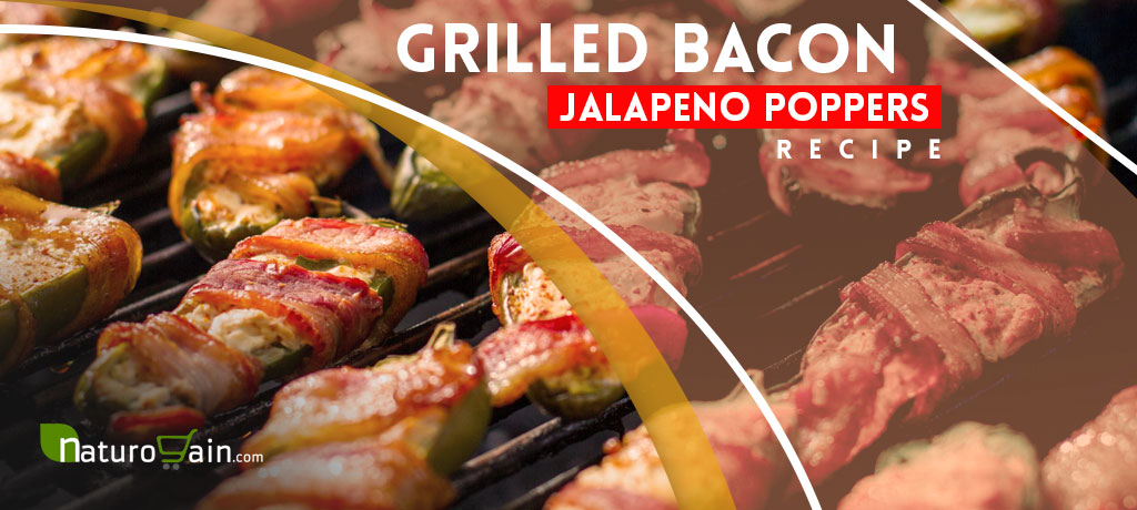 Grilled Bacon Jalapeno Poppers Recipe