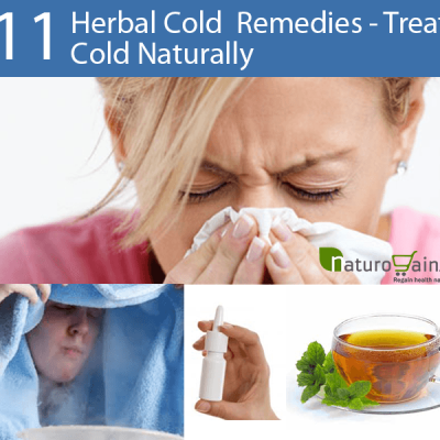 Herbal Cold Remedies