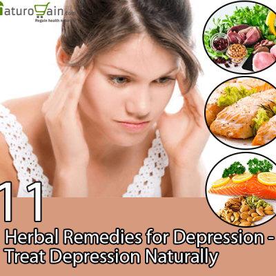 Herbal Remedies for Depression