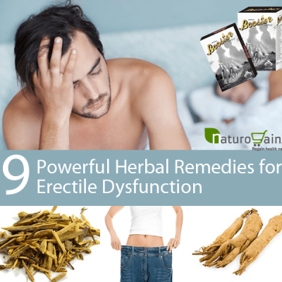 Herbal Remedies for Erectile Dysfunction