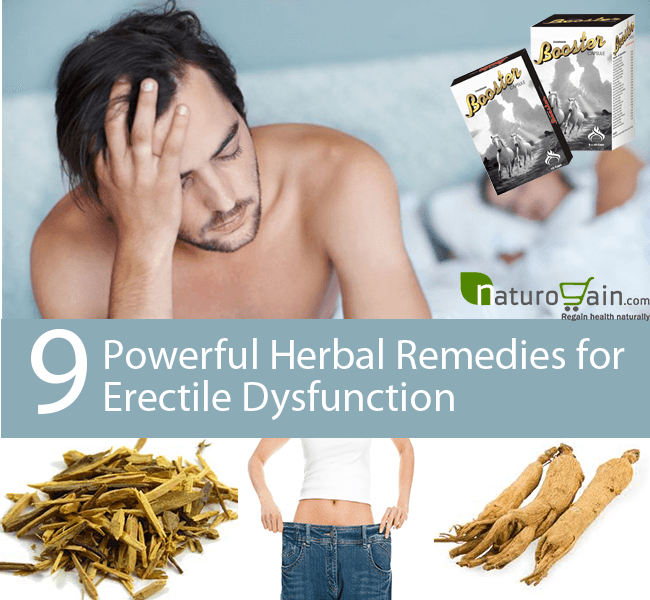 natural remedies for erectile dysfunction diabetes