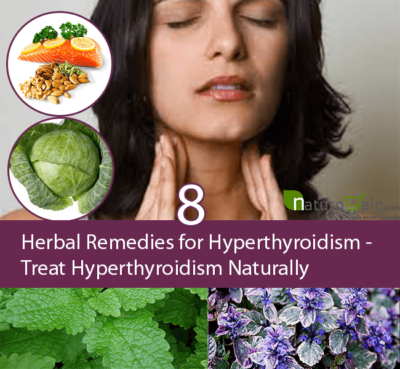 Herbal Remedies For Hyperthyroidism