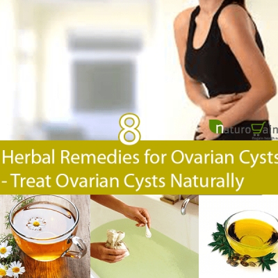 Herbal Remedies for Ovarian Cysts