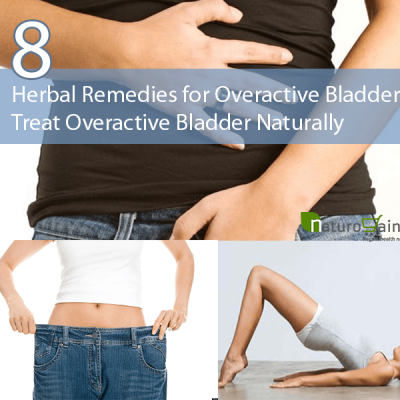 Herbal Remedies for Overactive Bladder