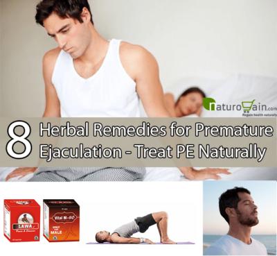 Herbal Remedies for Premature Ejaculation