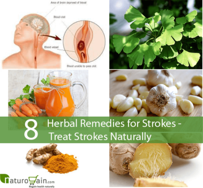 Herbal Remedies for Strokes