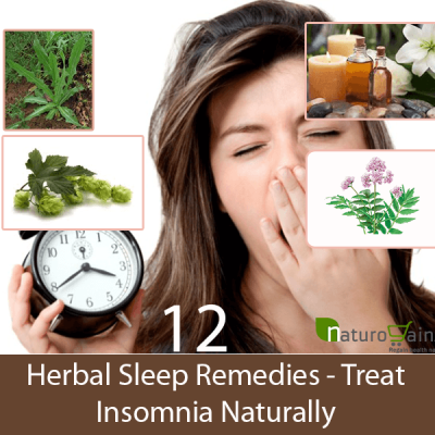 Herbal Sleep Remedies