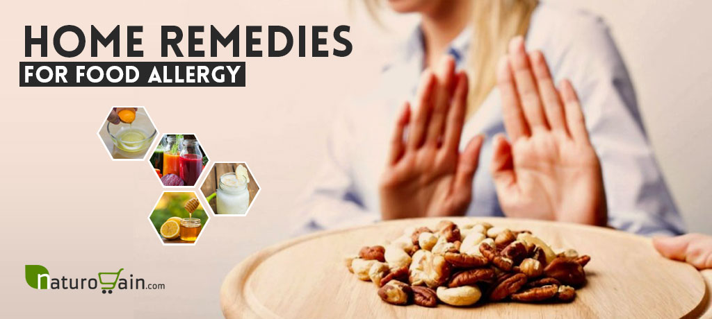 Home Remedies for Food Allergy