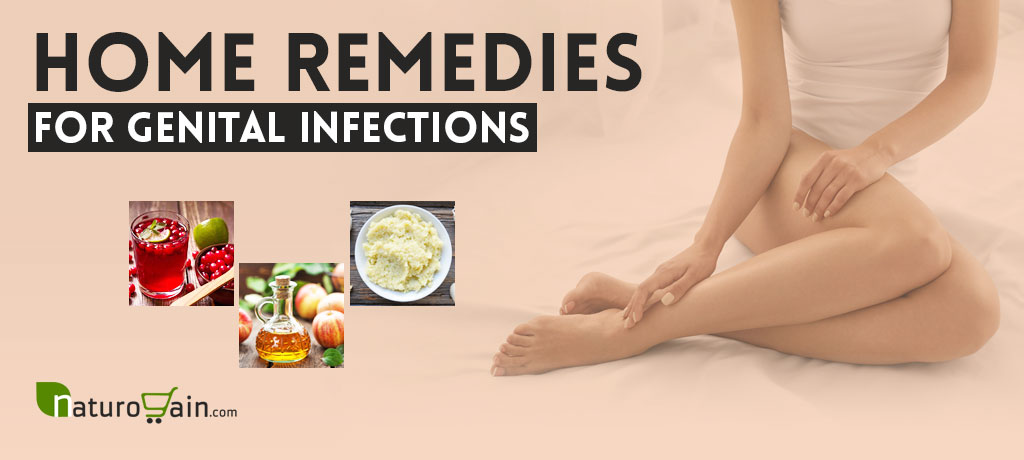 Home Remedies for Genital Infections