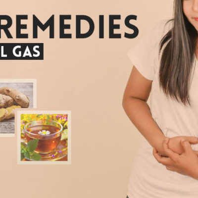Home Remedies for Intestinal Gas