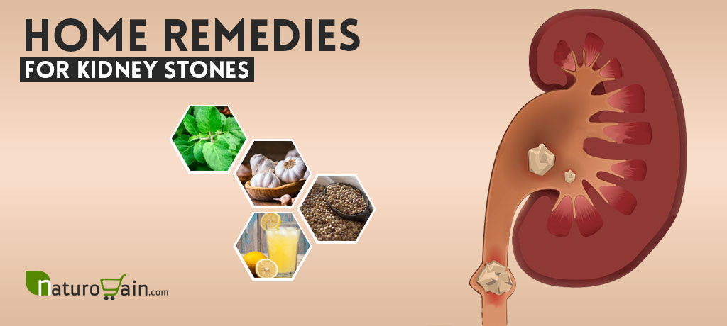 Home remedies for kidney stone pain