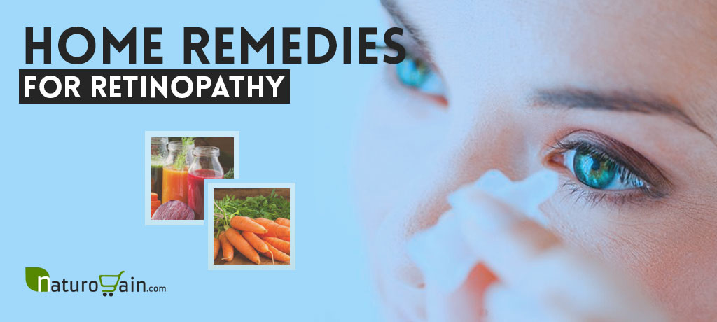 Home Remedies for Retinopathy