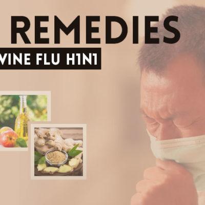 Home Remedies to Prevent Swine Flu H1N1 Virus