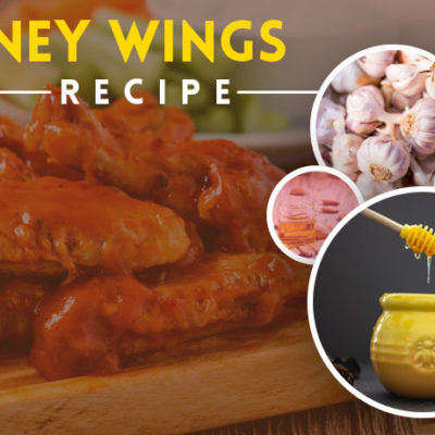 Hot Honey Wings Recipe