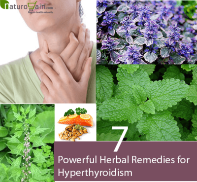 Hyperthyroidism Natural Treatment