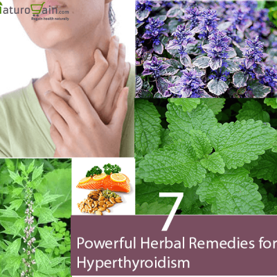 Hyperthyroidism Natural Treatment
