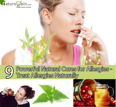 Natural Cures for Allergies