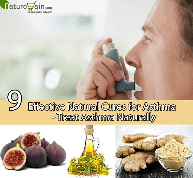 Natural Cures for Asthma