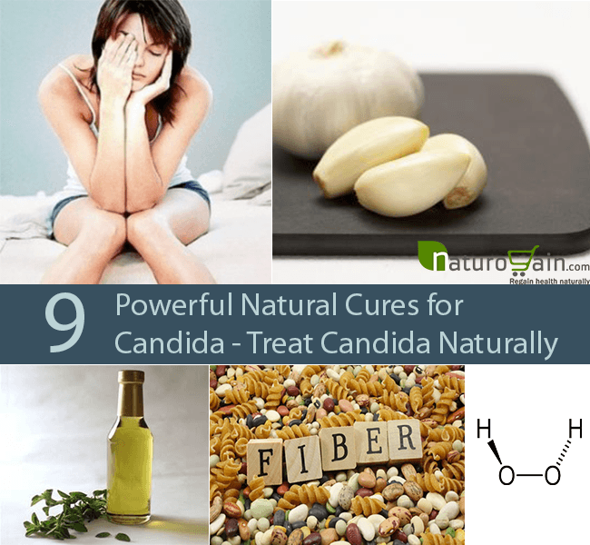 Natural Cures for Candida