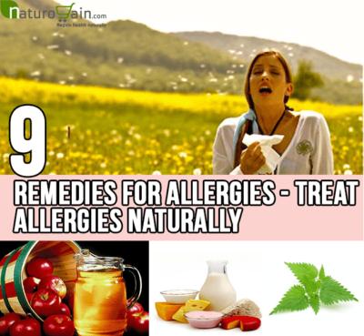 Herbal Remedies for Allergies