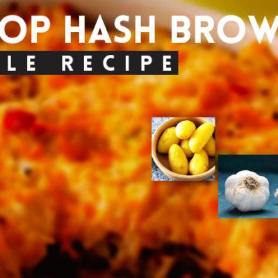 Stove Top Hash Brown Casserole Recipe